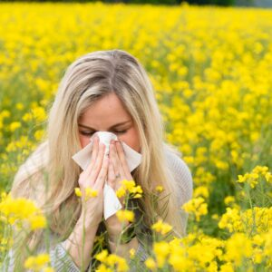 Katar sienny – sezonowa przypadłość alergików